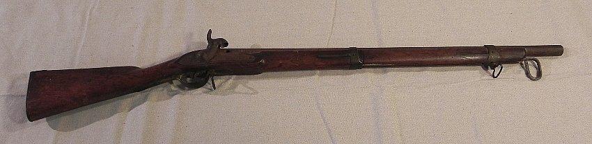 Civil War Era Black Powder Rifle