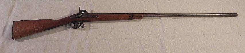 1850 Harper's Ferry Black Powder Rifle