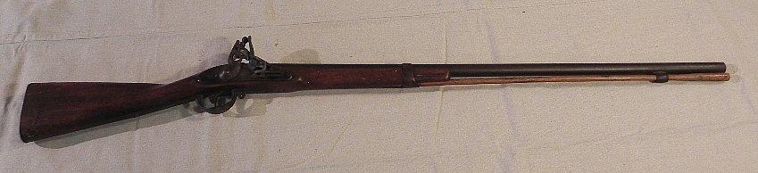 1820 Springfield Black Powder Rifle