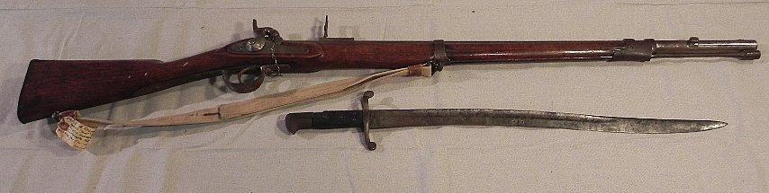 Pryse & Redman Black Powder 14 Gauge with Bayonet