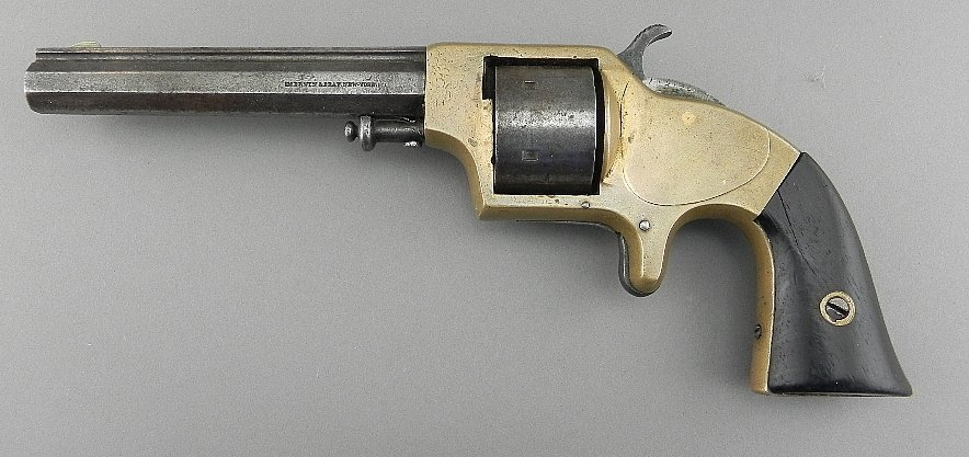 1863 Merwin & Bray Revolver