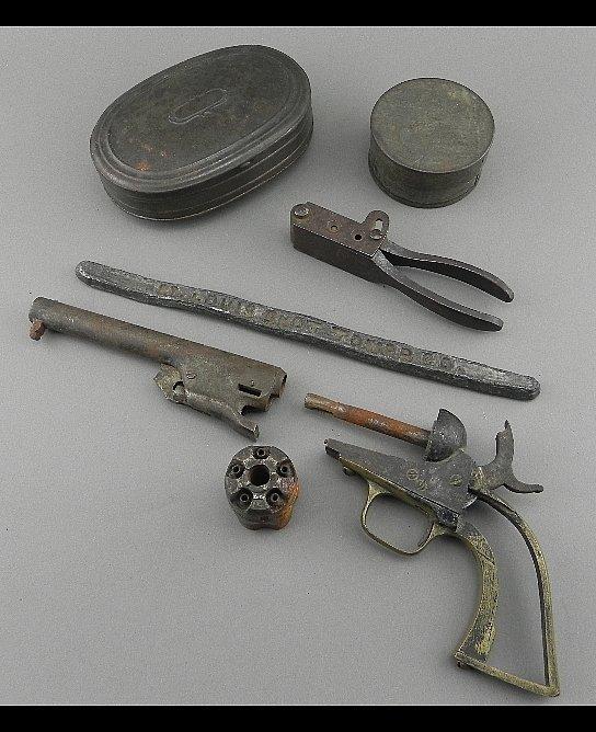 Civil War Relic Lot
