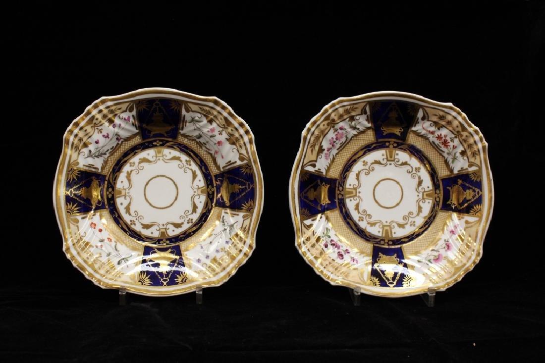 Pair of Porcelain Plates