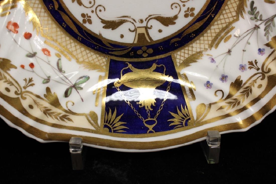 Pair of Porcelain Plates - 3