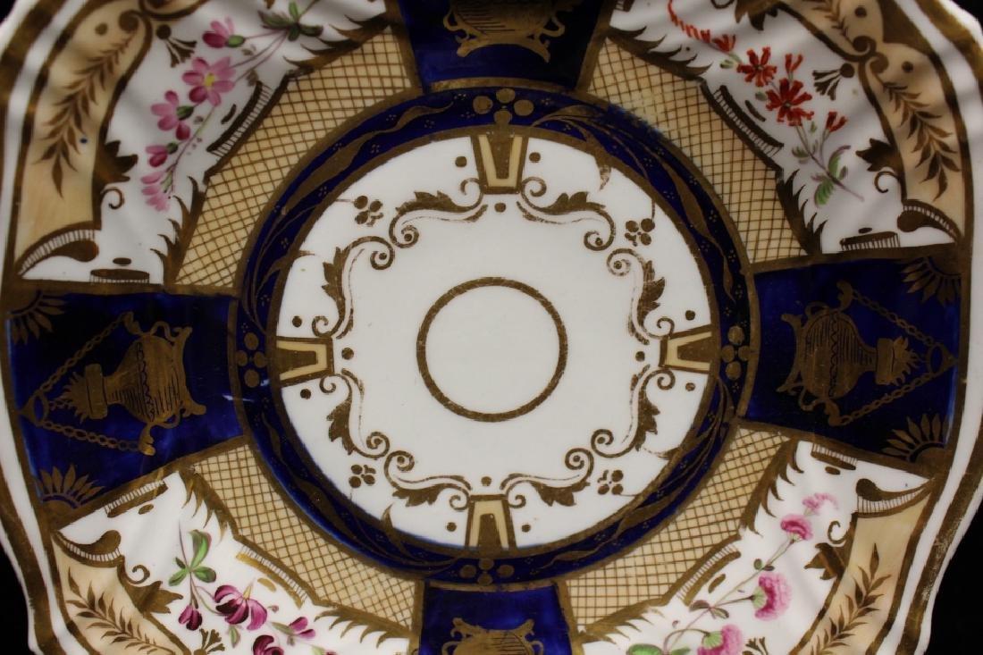 Pair of Porcelain Plates - 4