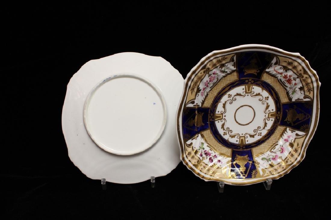 Pair of Porcelain Plates - 5