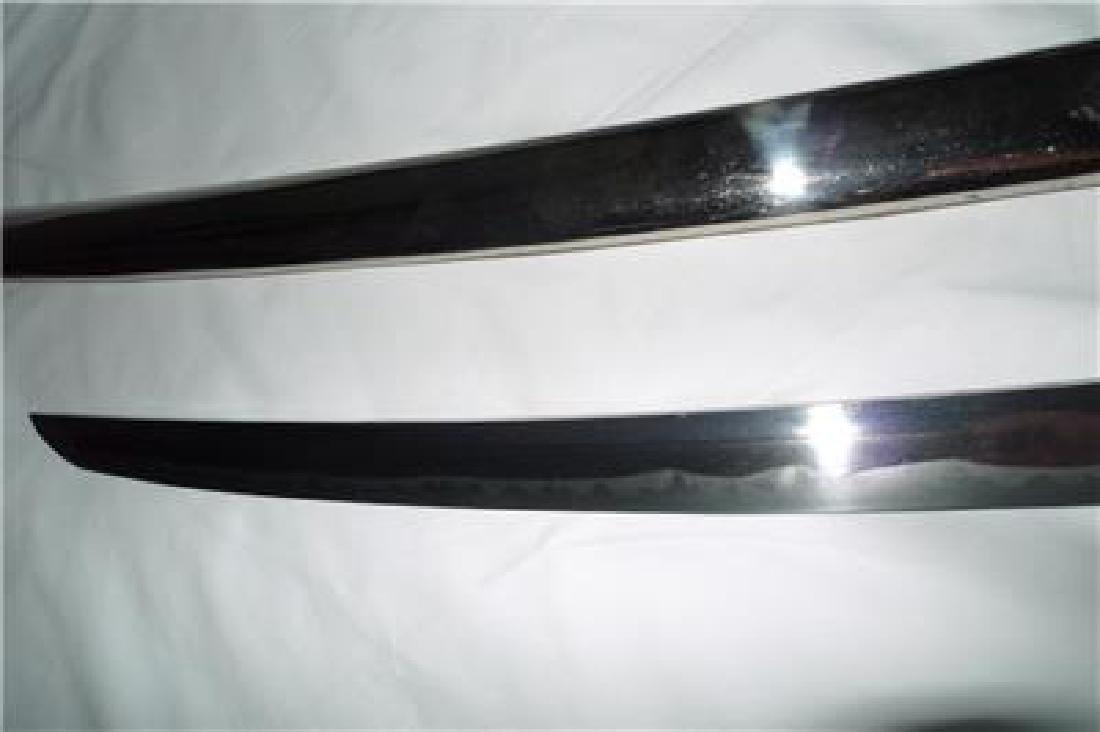 WWII WW2 Japanese Army Samurai Officer Gunto Sword - 5