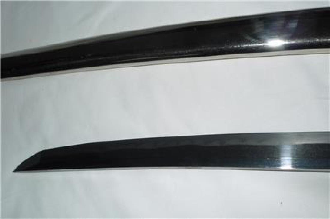 WWII WW2 Japanese Army Samurai Officer Gunto Sword - 8
