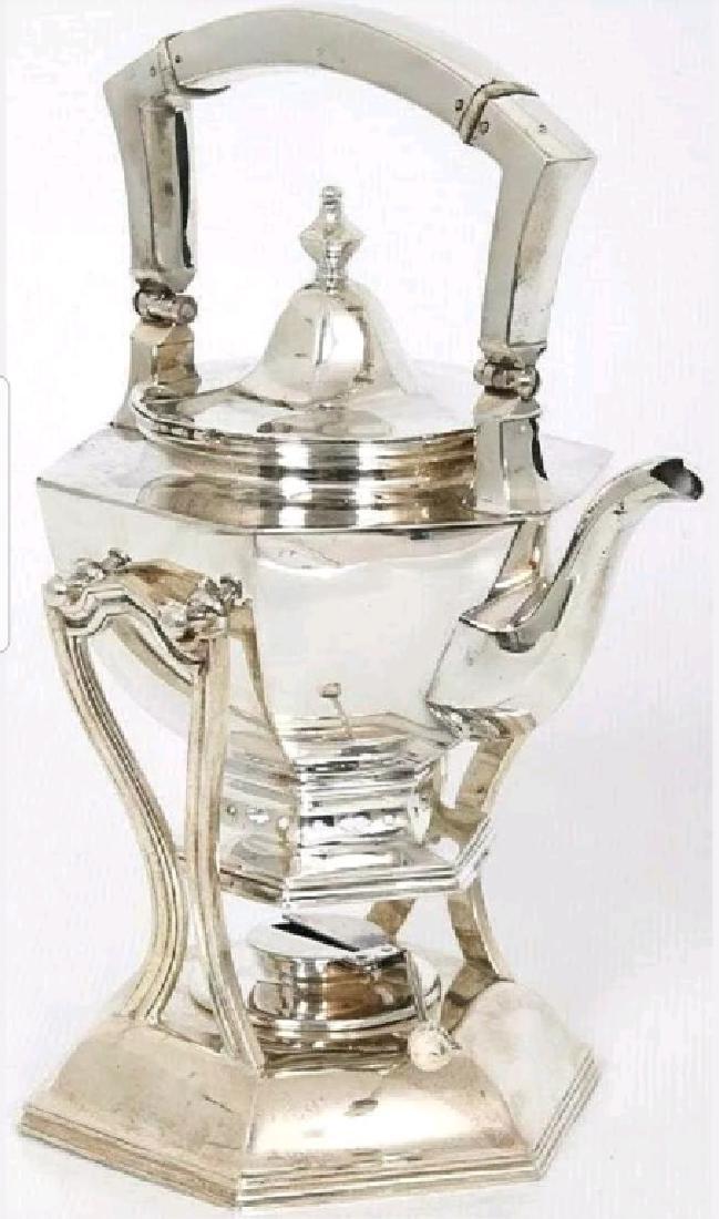 Lrg19C Sterling Silver Coffee/Tea Service - 4