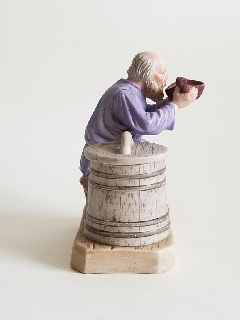 Antique Russian Gardner Porcelain Figurine - 2