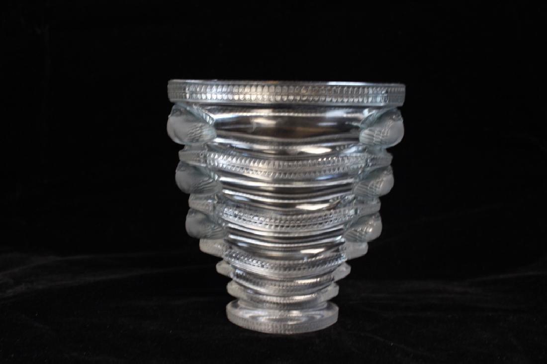 Art Lalique Vase