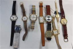 Group of Vintage Watch