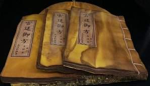Three Chinese Books