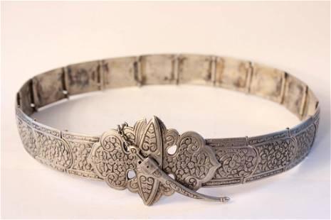 Russian Silver Belt