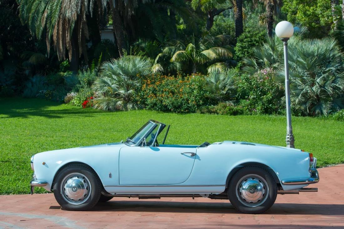 1962 - ALFA ROMEO GIULIETTA SPIDER 1300 - 2