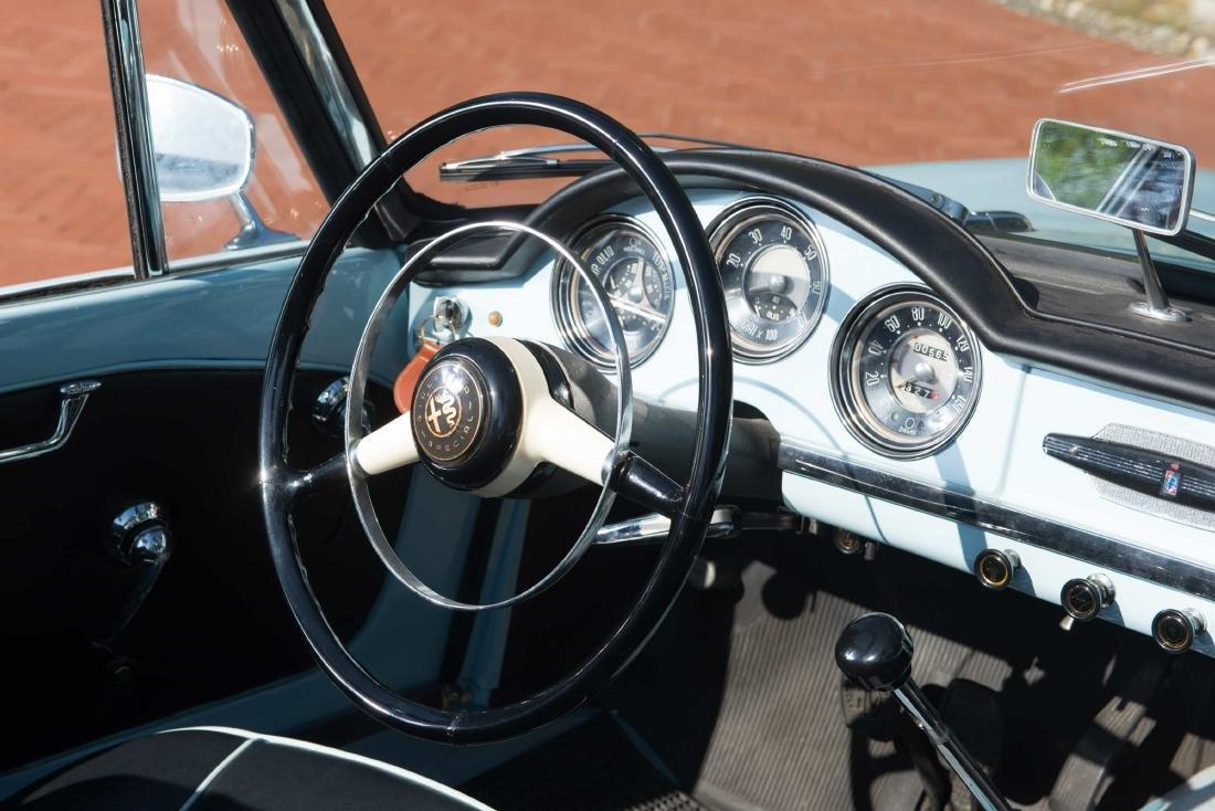 1962 - ALFA ROMEO GIULIETTA SPIDER 1300 - 5