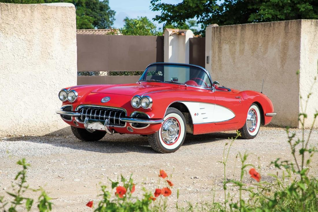 1960 - CHEVROLET C1 CABRIO