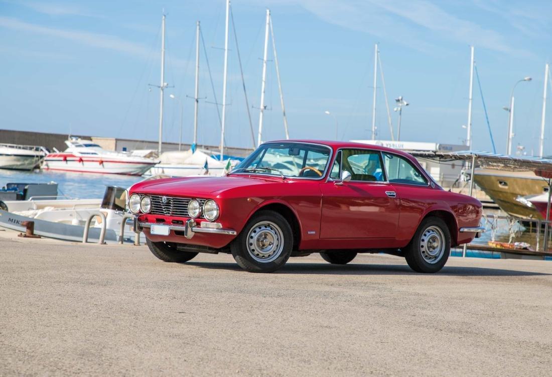 1972 - ALFA ROMEO GT 2.0 VELOCE
