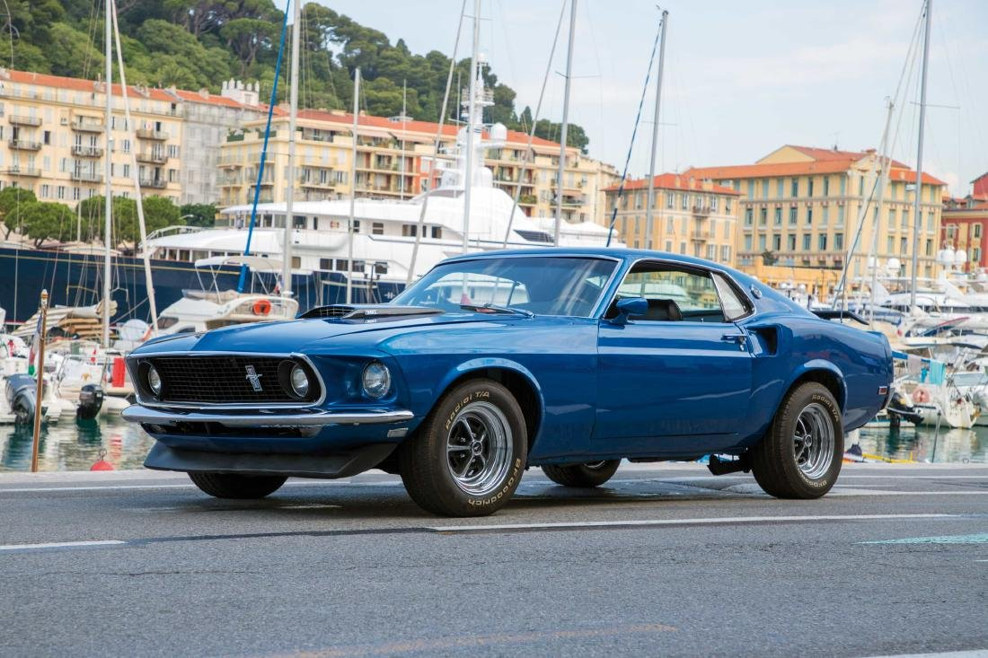 1969 - FORD MUSTANG GT 390 FASTBACK