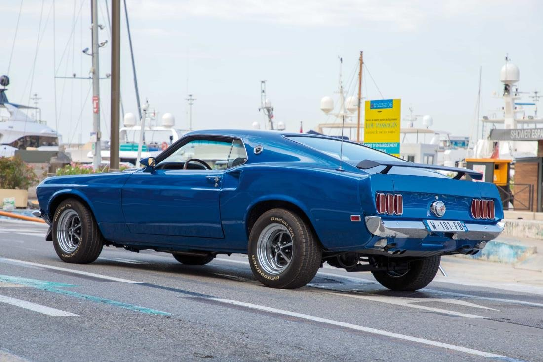 1969 - FORD MUSTANG GT 390 FASTBACK - 2