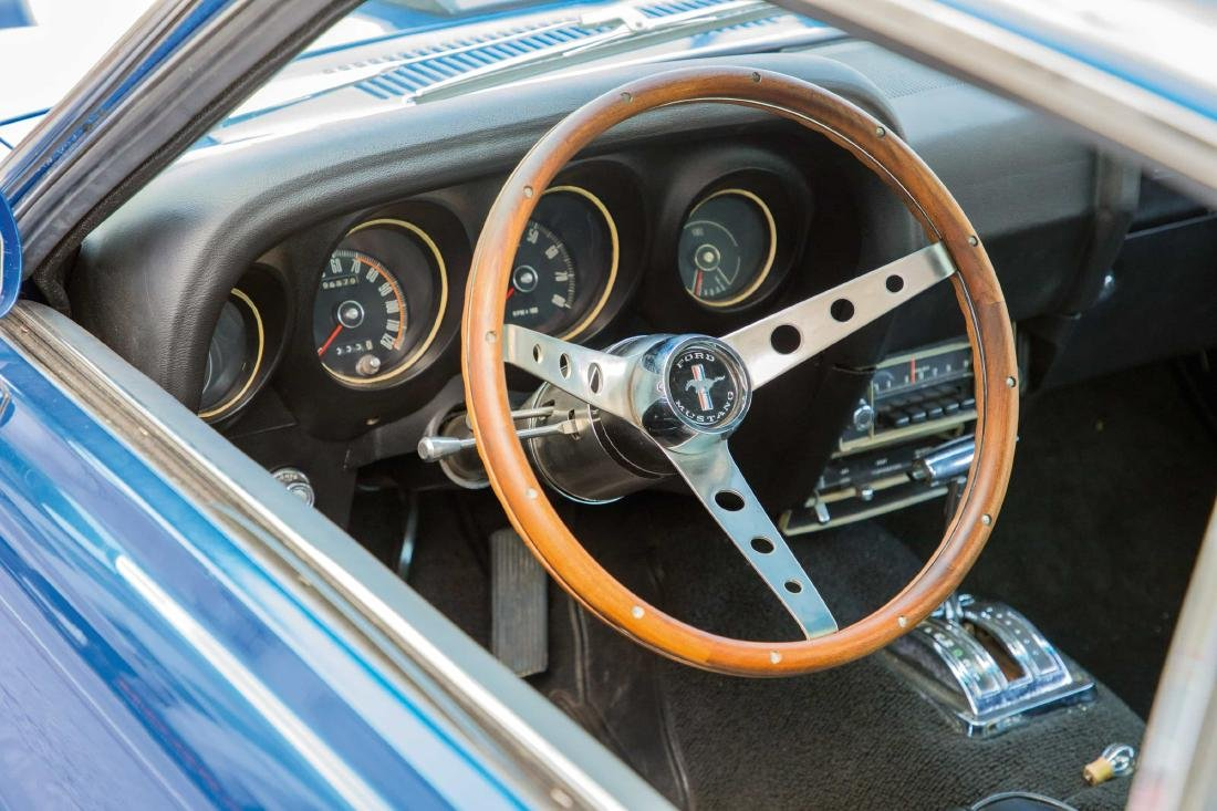 1969 - FORD MUSTANG GT 390 FASTBACK - 6