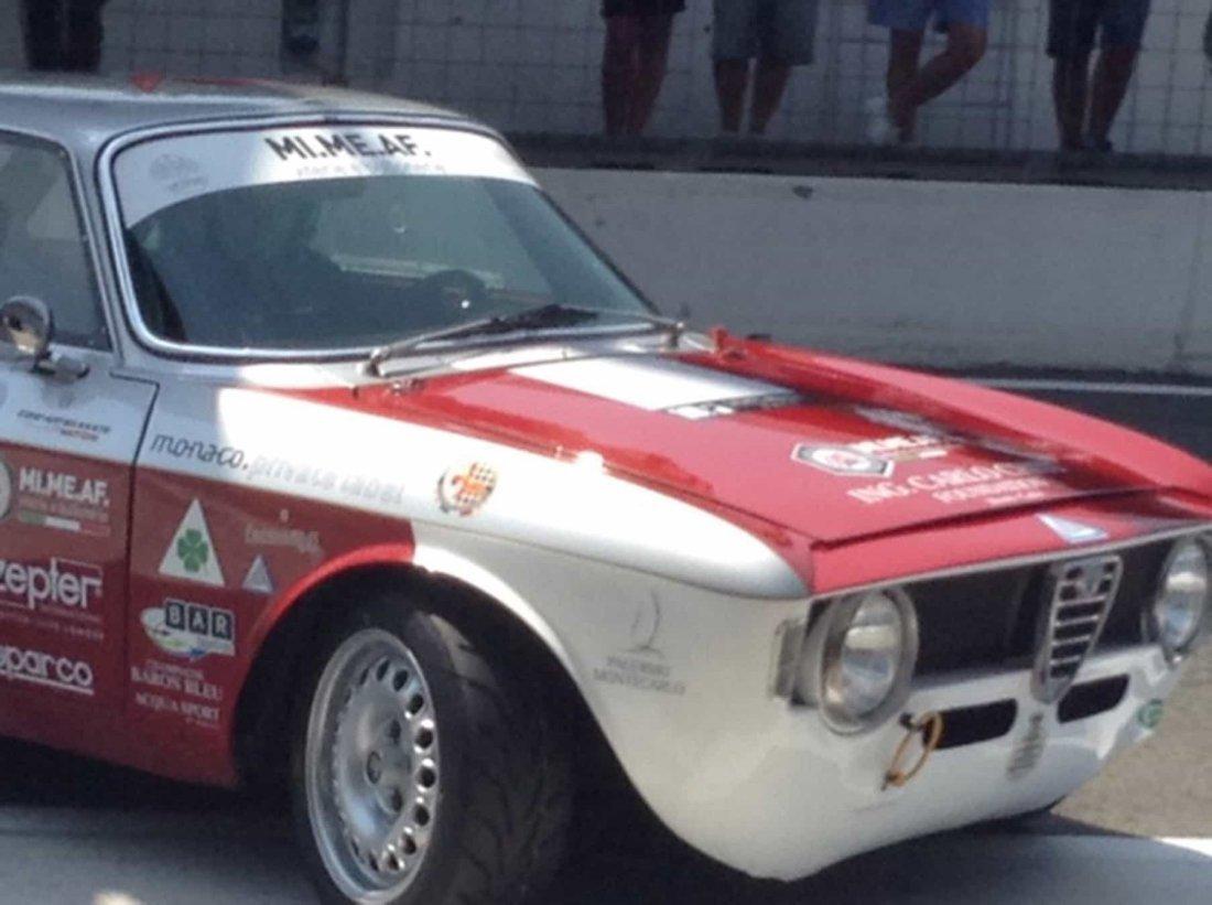 1968 - Alfa GT V 1600 Scalino Competizione - 4