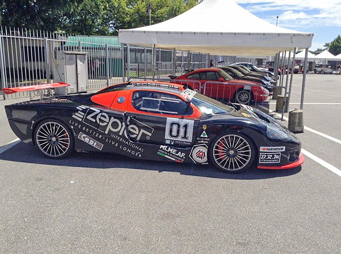 2005 - Montecarlo Automobile Centenaire - 3