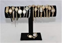 Vintage Womens Wristwatch Lot 18