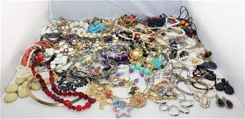 Large Statement Necklace Lot