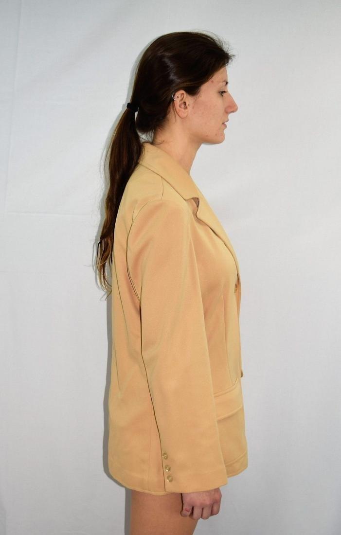 Vintage 70's GIVENCHY Polyester Blazer Jacket -Size M - 2