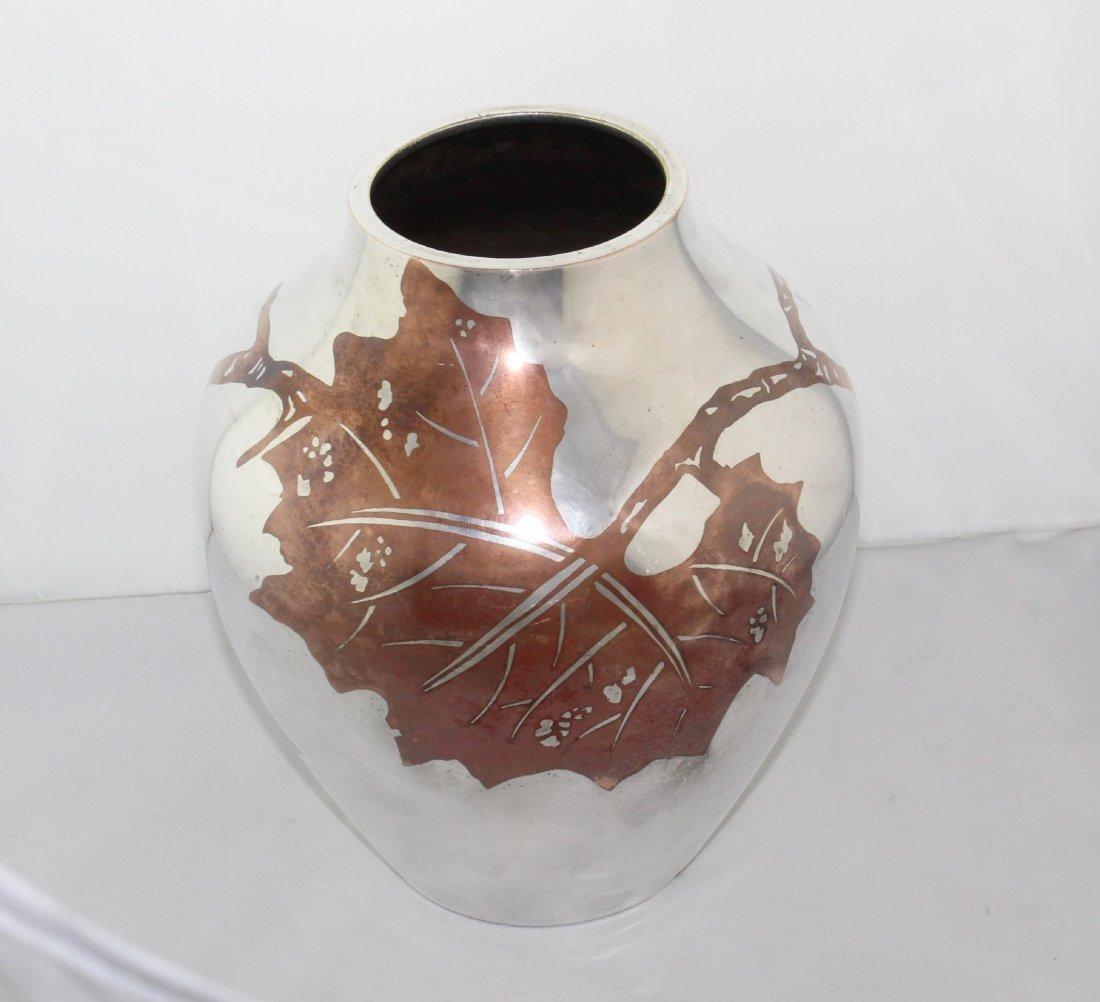 Wurttembergische Metallwarenfabrik W.M.F. IKORA Vase