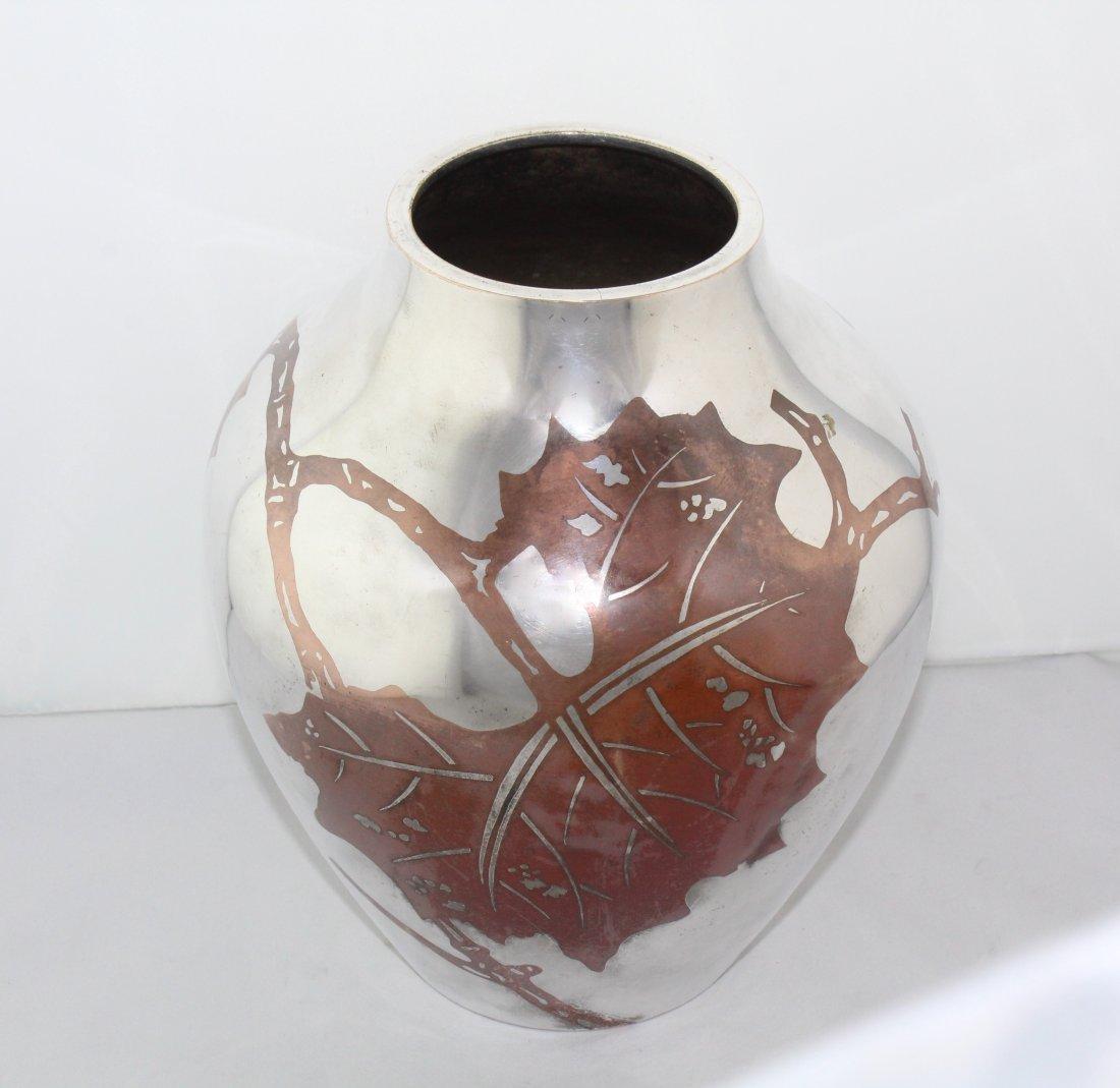 Wurttembergische Metallwarenfabrik W.M.F. IKORA Vase - 4