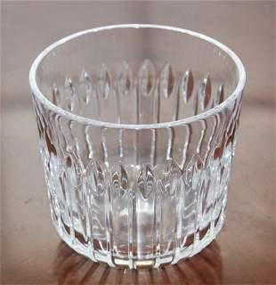 Vintage ATLANTIS Fantasy Cut Crystal Ice Bucket