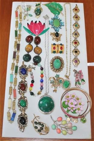 Quality Vintage Jewelry Lot 373 Grams