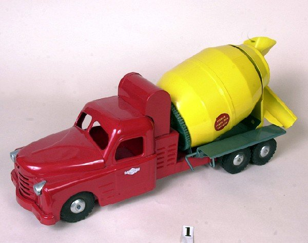 1: Structo Ready Mix concrete truck (restored)