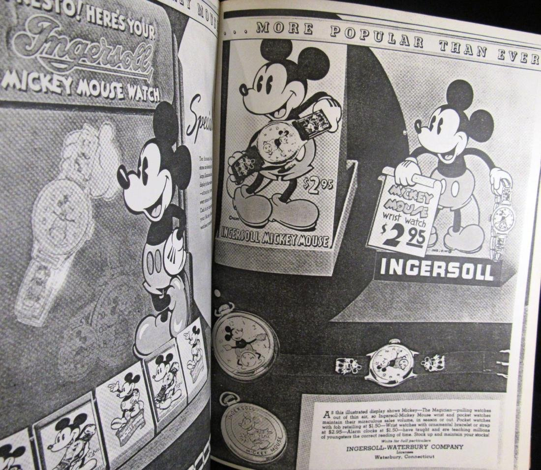 1934 Reproduction Mickey Mouse Merchandise catalog - 5