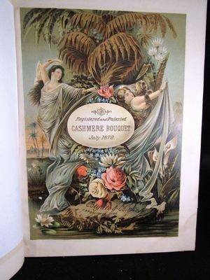 Colgate Soaps Illustrated Catalog 1872