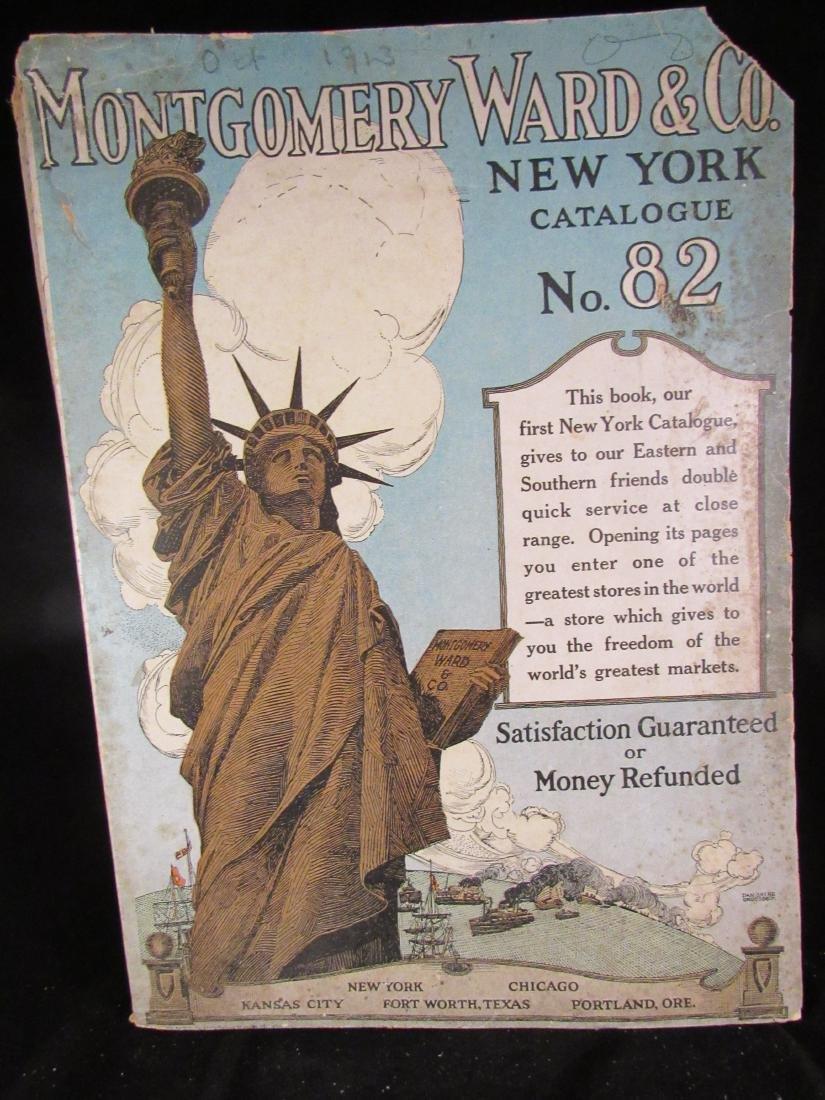 Montgomery Ward New York Catalog #82