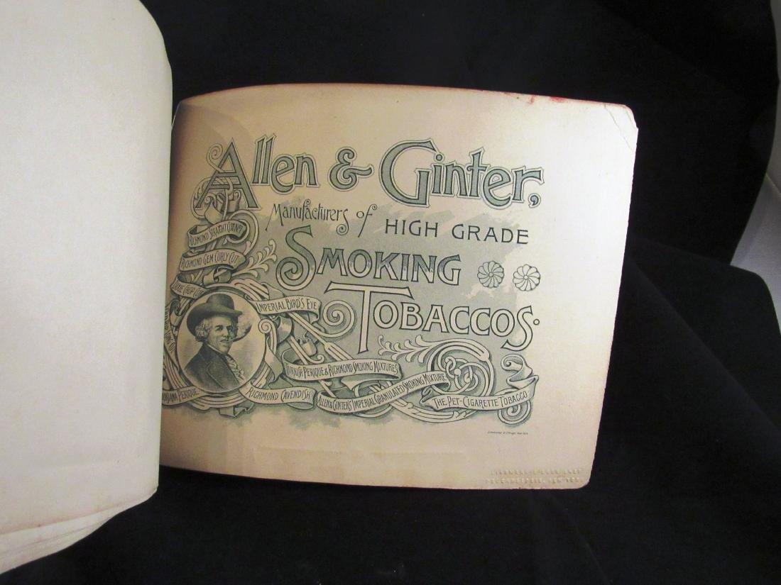 Allen- Ginter 1888 Racing Colors Tobacco album - 9