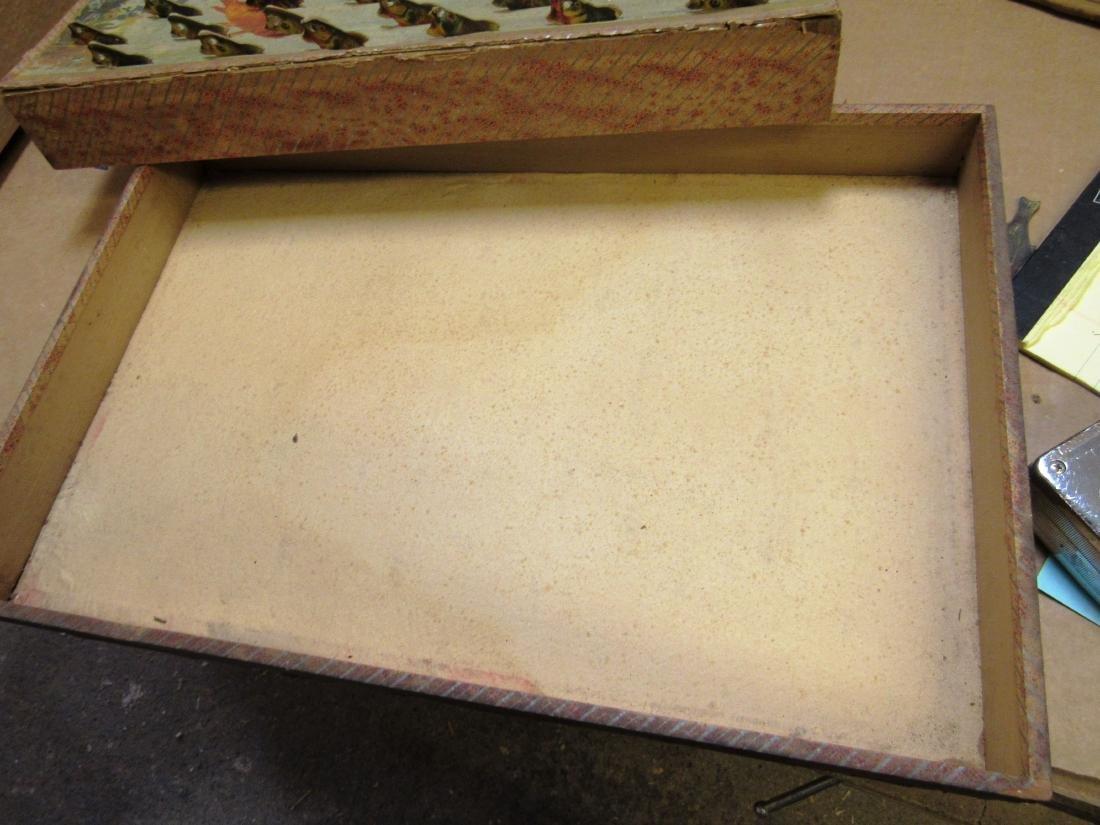 "1898 ""Fish Pond"" Mc Loughlin game in box - 9"
