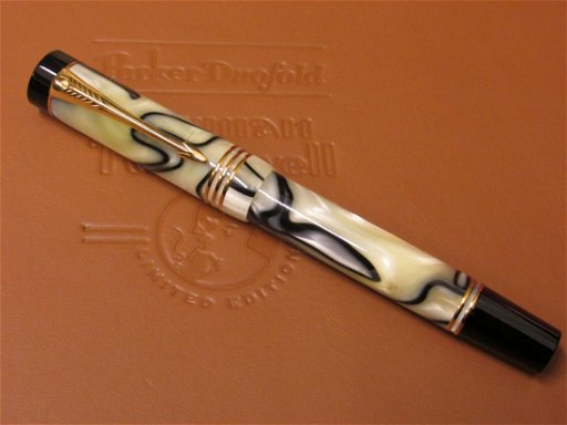 Parker Norman Rockwell Fountain Pen Mib