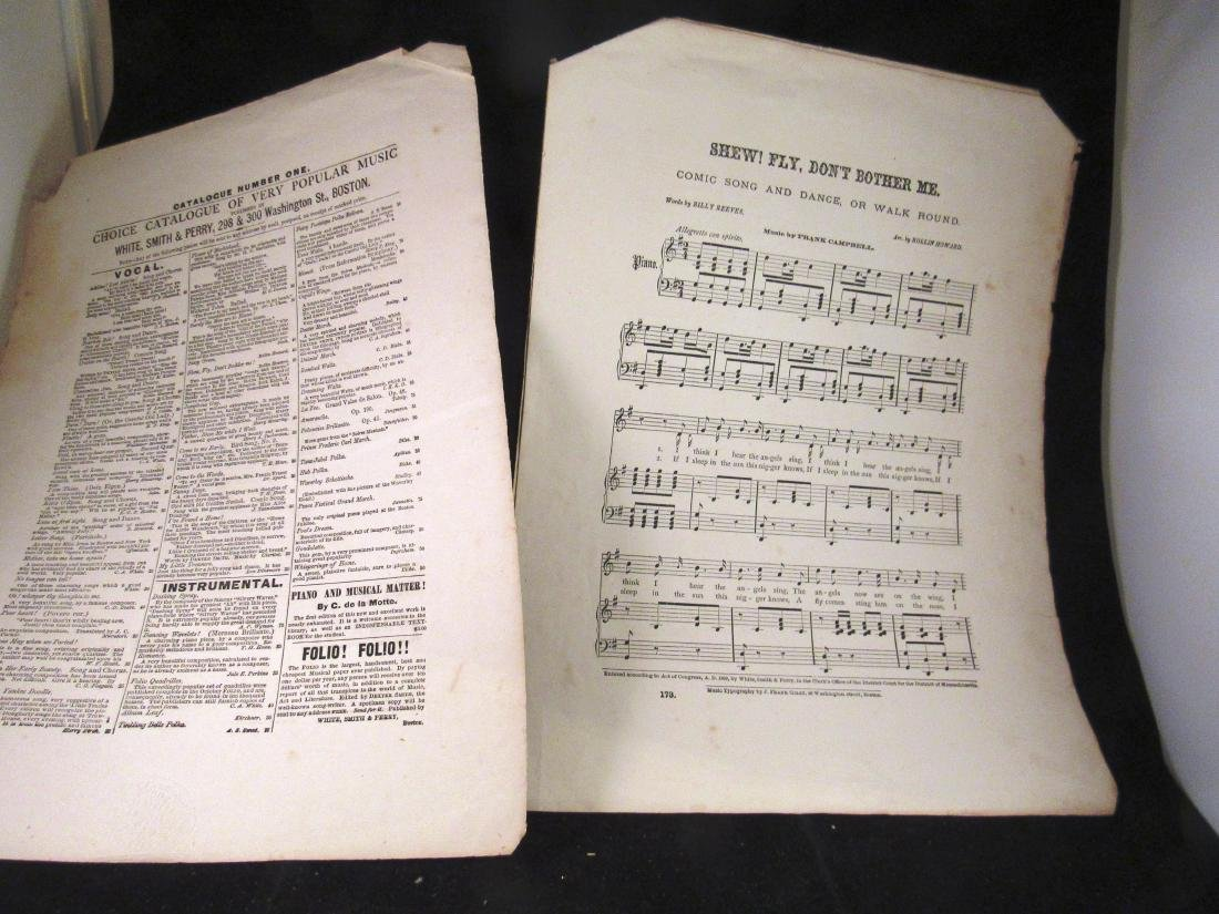 1869 Black Americana sheet music - 3
