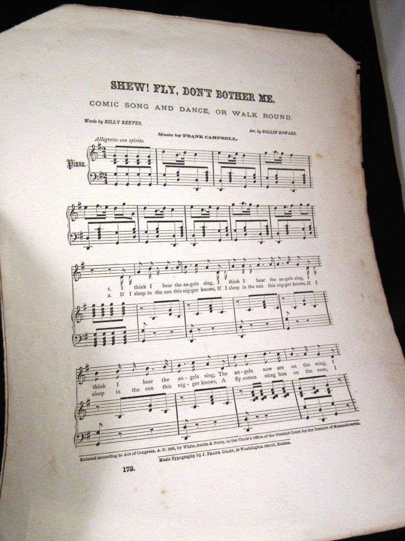 1869 Black Americana sheet music - 4