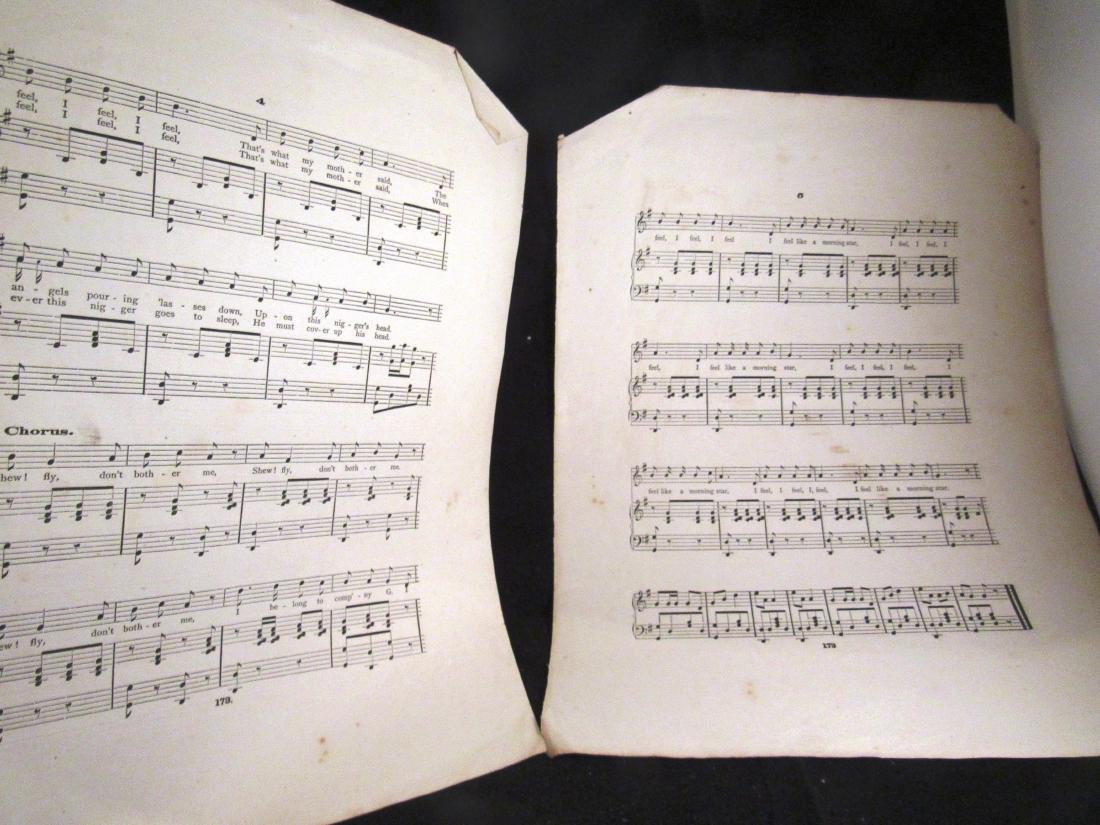 1869 Black Americana sheet music - 5