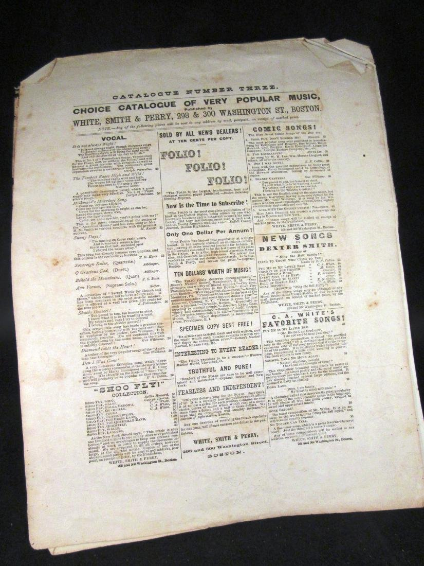 1869 Black Americana sheet music - 6