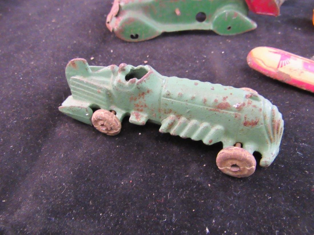 antique toy lot some for parts - 2