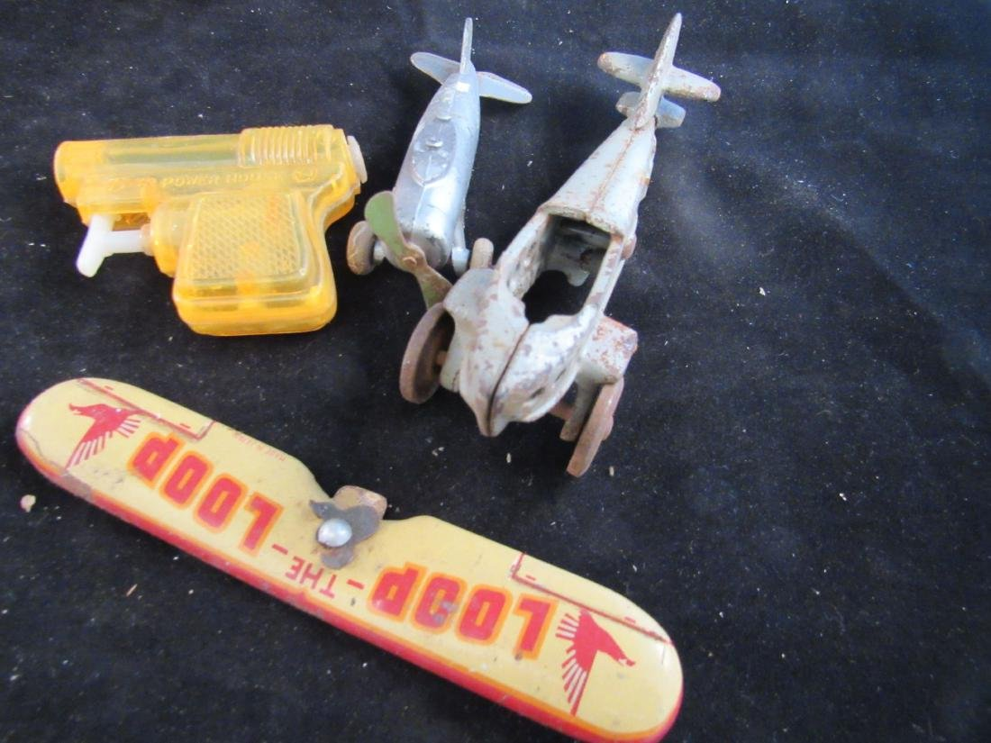 antique toy lot some for parts - 5