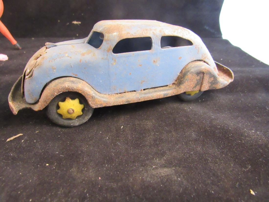 antique toy lot some for parts - 7