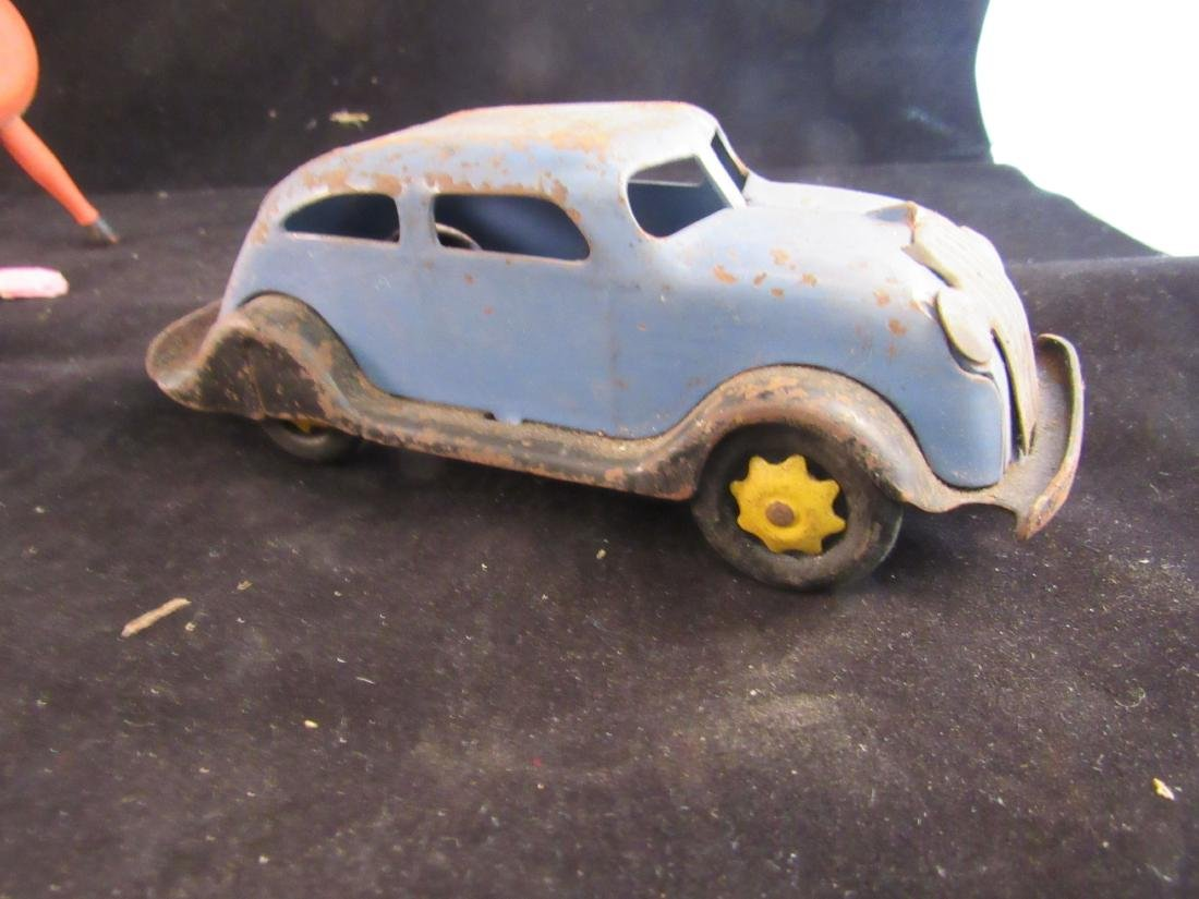 antique toy lot some for parts - 8