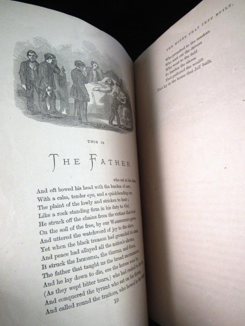 1868 Booklet Civil War - 5
